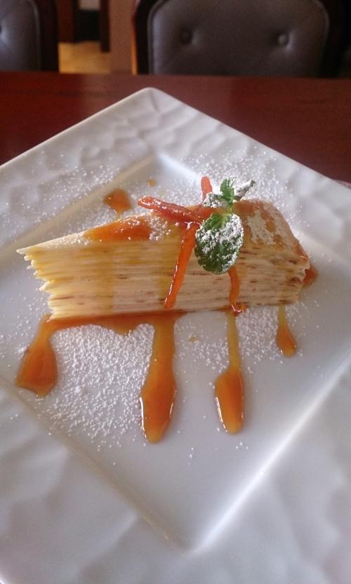 食後はやっぱり甘いもの☆自家製デザート各種ございます!