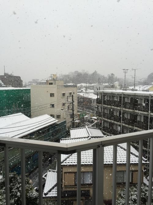 雪  横浜  キッズバレエ