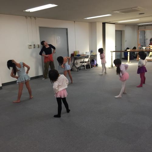 バレエ&ダンス 新クラス編成 東横線
