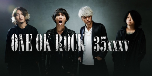ONE OK ROCK  NEWアルバム!