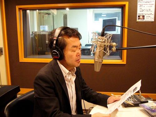 当校学長の劉哲志がパーソナリティーを務めるFMラジオ「劉哲志の今夜もごきげん!」絶賛放送中!