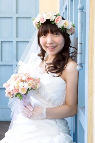 ハワイ挙式花嫁さん