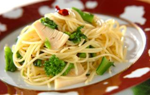 春野菜で、デトックスレシピ