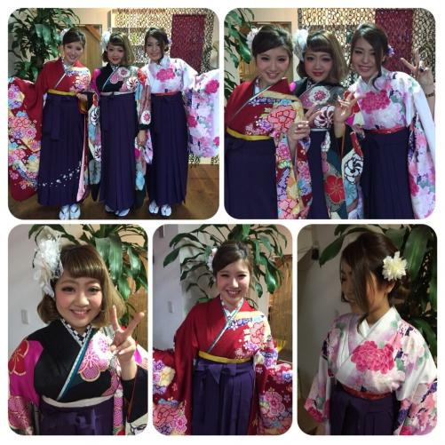 卒業式 袴  Part2
