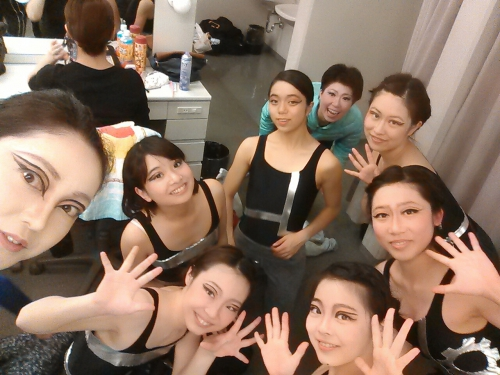 本日ダンス・アーカイヴ in JAPAN 2015初日!