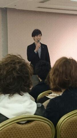 メンタリストdaigoさんの講演
