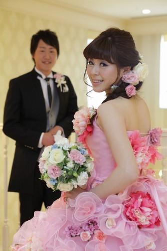 ゼクシィ花嫁写真
