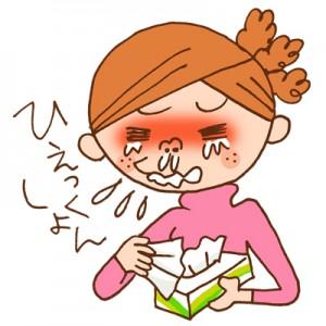 花粉症について一考察 ~○○環境の悪化が原因?~