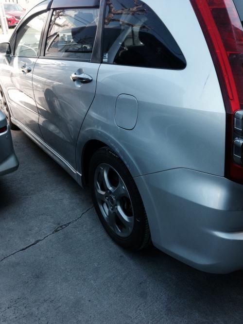 名古屋市 自動車板金塗装修理します。(^^)