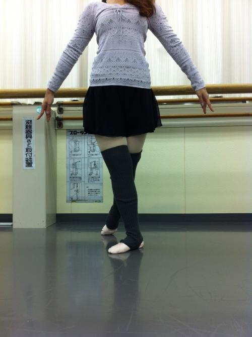 【わたしのバレリーナファッション*4】