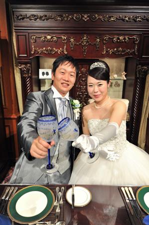 11月挙式花嫁写真