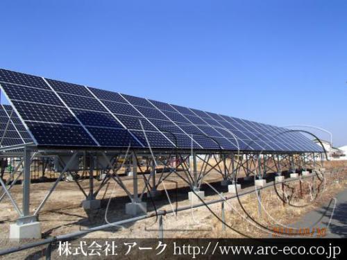 3月30日、苫小牧市に太陽光発電設備が完成
