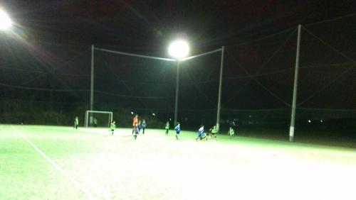 水戸市サッカーチームトレーニング日