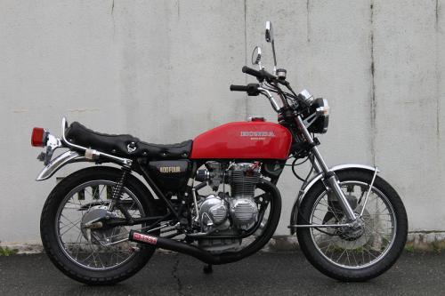 CB400F 408cc(398cc登録済) 程度上