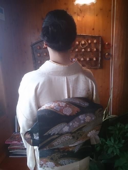 今日は津山市内の小学校入学式だそうです。(*^-^*)