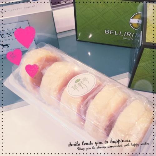 ☆ふわふわチーズケーキ☆おやつタイム☆