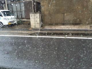 雨にも負けず!デントリペア(^o^)