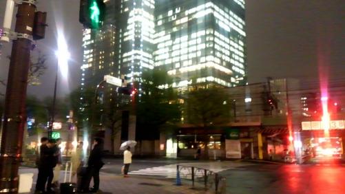 中央区京橋に宅配