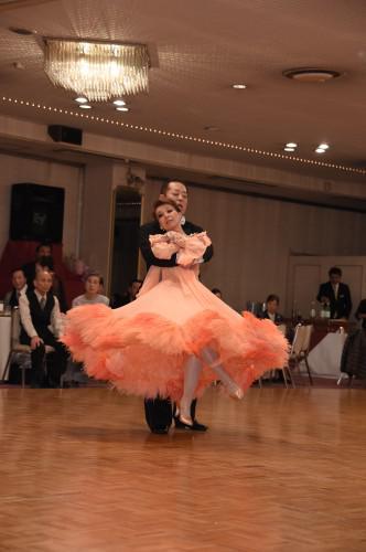 4月26日カトレア会ウィングダンスのパーティです。