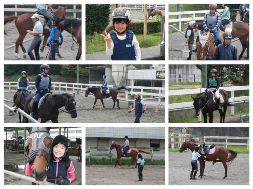 乗馬 体験レッスン