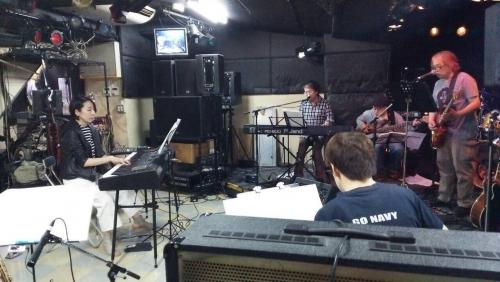 スタジオ リハーサル ライブ