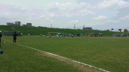 サッカーチーム水戸市大会