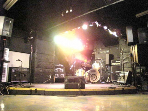 東京 ミュージックスクール ライブハウス