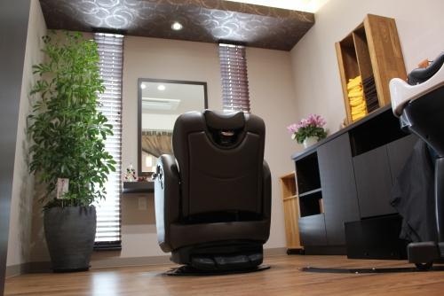 個室空間でリラックスできるプライベートヘアサロン♪♪