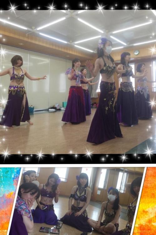 半田☆ベリーダンス プライベート レッスン