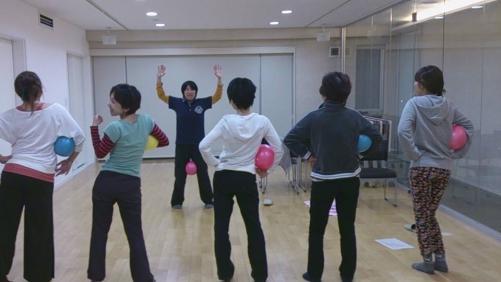 〜クビレる体操教室のご案内〜