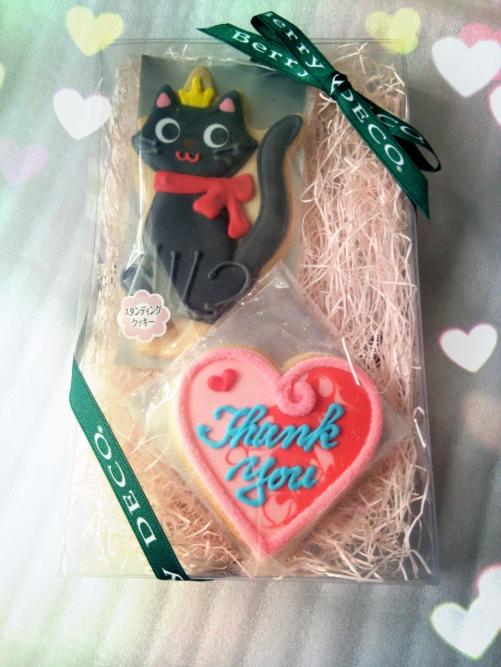 可愛すぎるcookie♪