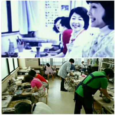 ようこそわが家へ第9話の陶芸シーンは6月3日に撮影され、。