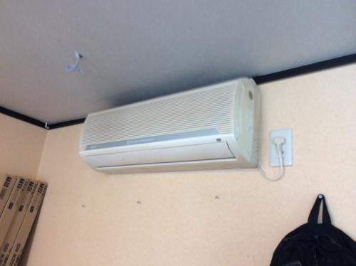 渋谷 エアコン3台 室外機3台