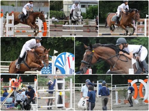 2015ジャパンカップ 馬術競技選手権大会 障害馬術