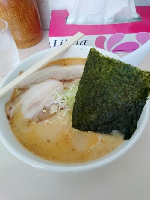 ラーメン五丈原(札幌)