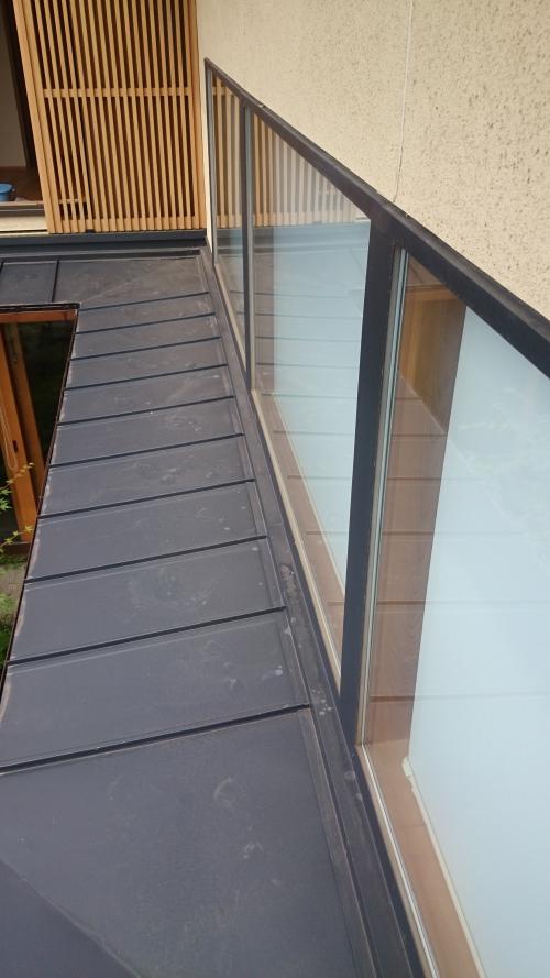 横浜市ハウスクリーニング窓ガラス清掃