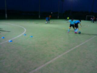 水戸市サッカースクール ゲーム形式