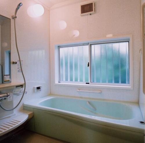 暖かいお風呂