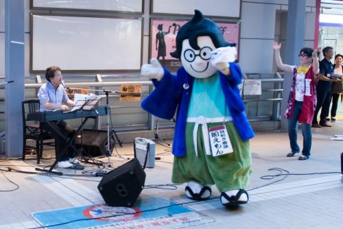船橋市公認の街角ライブ