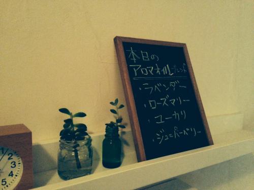 オイルマッサージもあります!福岡清川のタイ式サロン