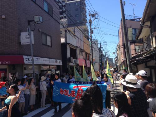 美野島商店街の夏祭り行ってきました~