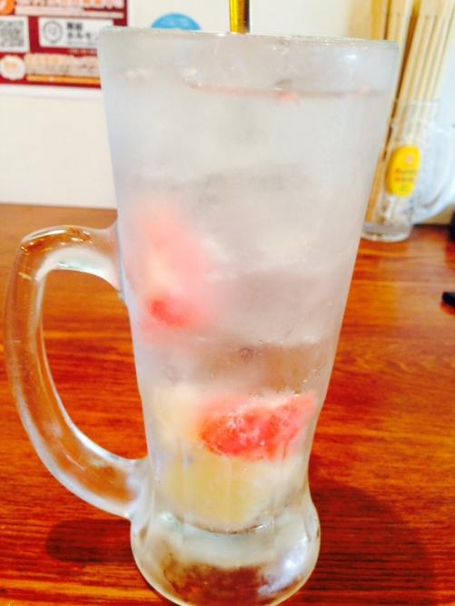 涼しい!サッパリ!夏は焼肉、ホルモンと酒!
