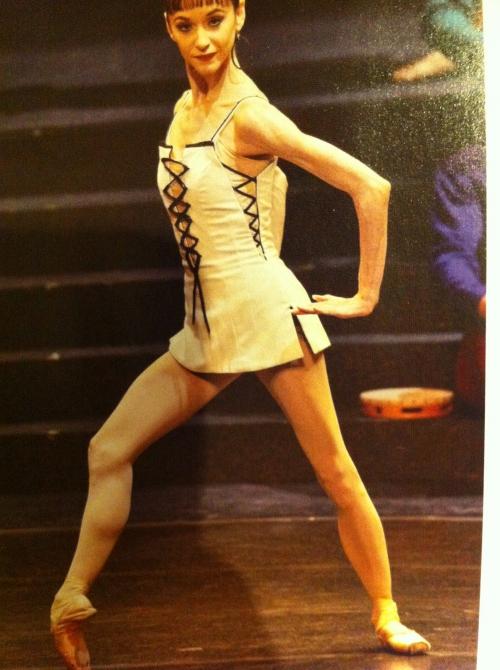 バレエ【筋肉をつけると痩せて見える!?】