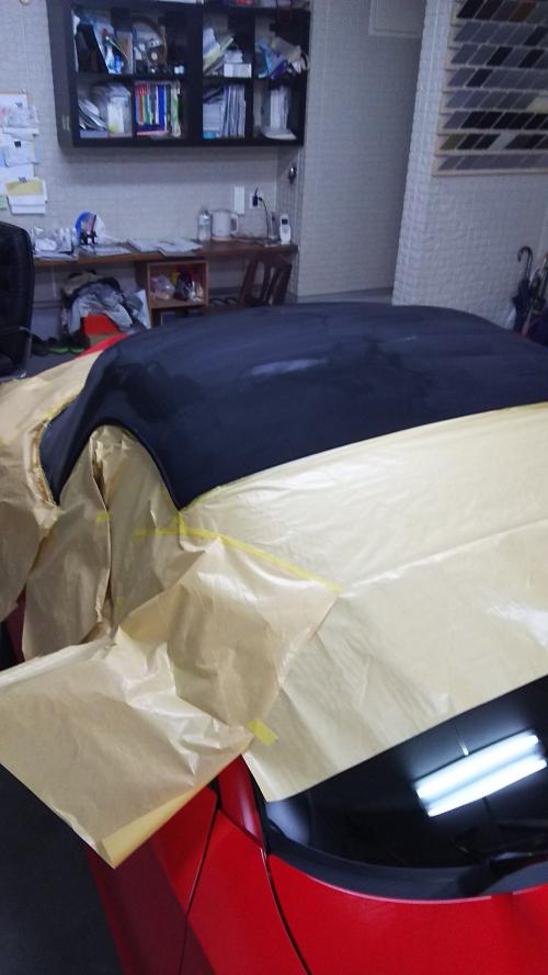 BMW   Z4   撥水コート