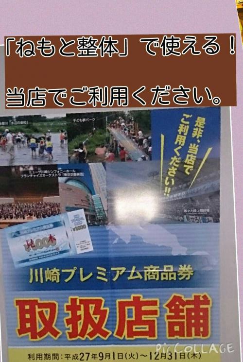 川崎プレミアム商品券 利用店舗