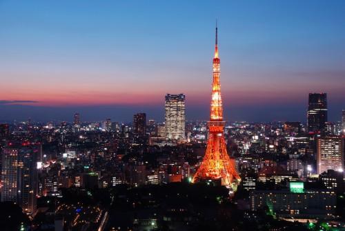 東京でレインドロップ