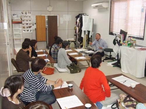 第4回学びの時間「きものクリーニングの基礎知識」講座を開催!