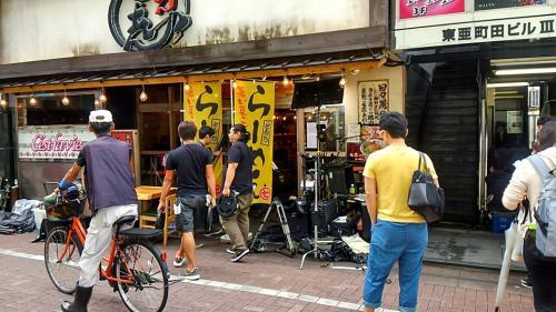 明日のフジテレビ「スカッとジャパン」は町田店が舞台です