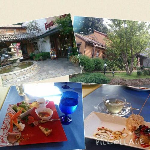 大宮で家族と食事をしました。
