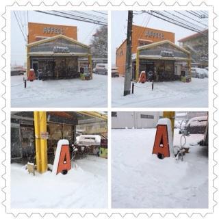 大雪だぁー  2